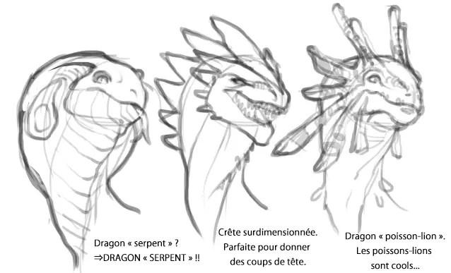 Comment Dessiner Des Dragons Fantastiques Avec Une Touche De Realisme Art Rocket
