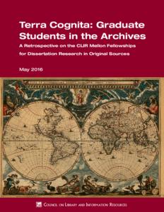 International Dissertation Research Fellowship (IDRF) Program