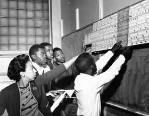 Students at Tennessee State