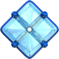 Diamond Dot Emoji