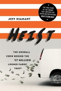 Heist book cover