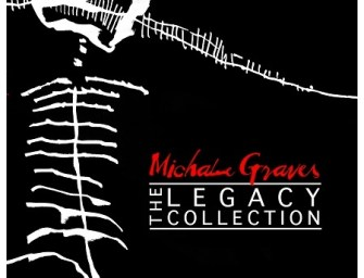 Clive Barker to Provide Artwork for Michael Graves Legacy Collection