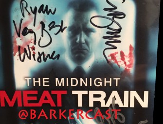 Midnight Meat Train – Audio Commentary