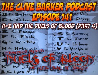 141: A-Z And the Duels of Blood (Part 4)