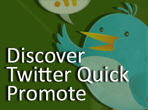 Introducing Twitter Quick Promote