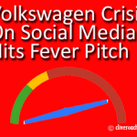 Volkswagen Crisis On Social Media Hits Fever Pitch