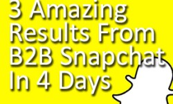 3 Amazing Results From B2B short video In 4 Days