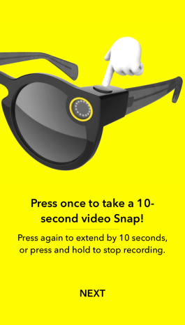 Snapchat Spectacles - How to use them