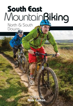 South East Mountain Biking book cover