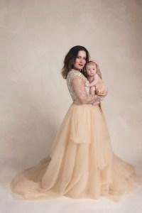 elegant portrait clj photography mothers