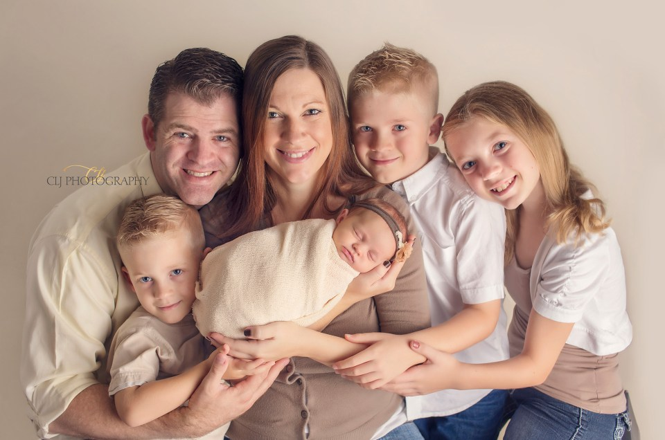 Family New Life Newborn Photography