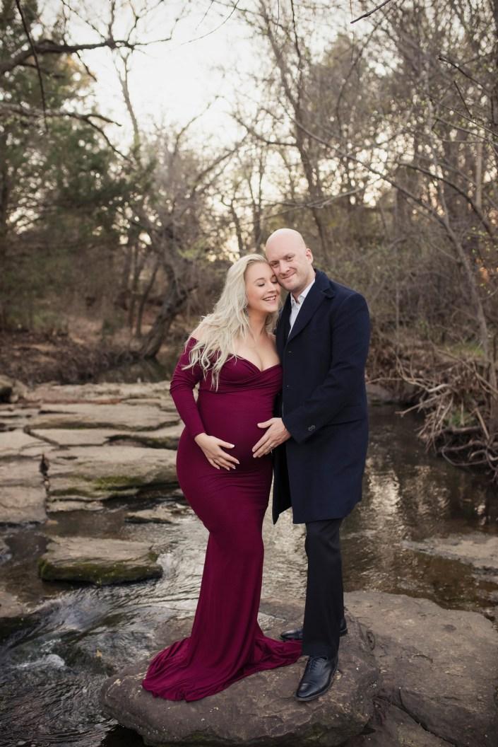 Dallas Pregnancy Photo Shoot Frisco Maternity Photographer CLJ Photography