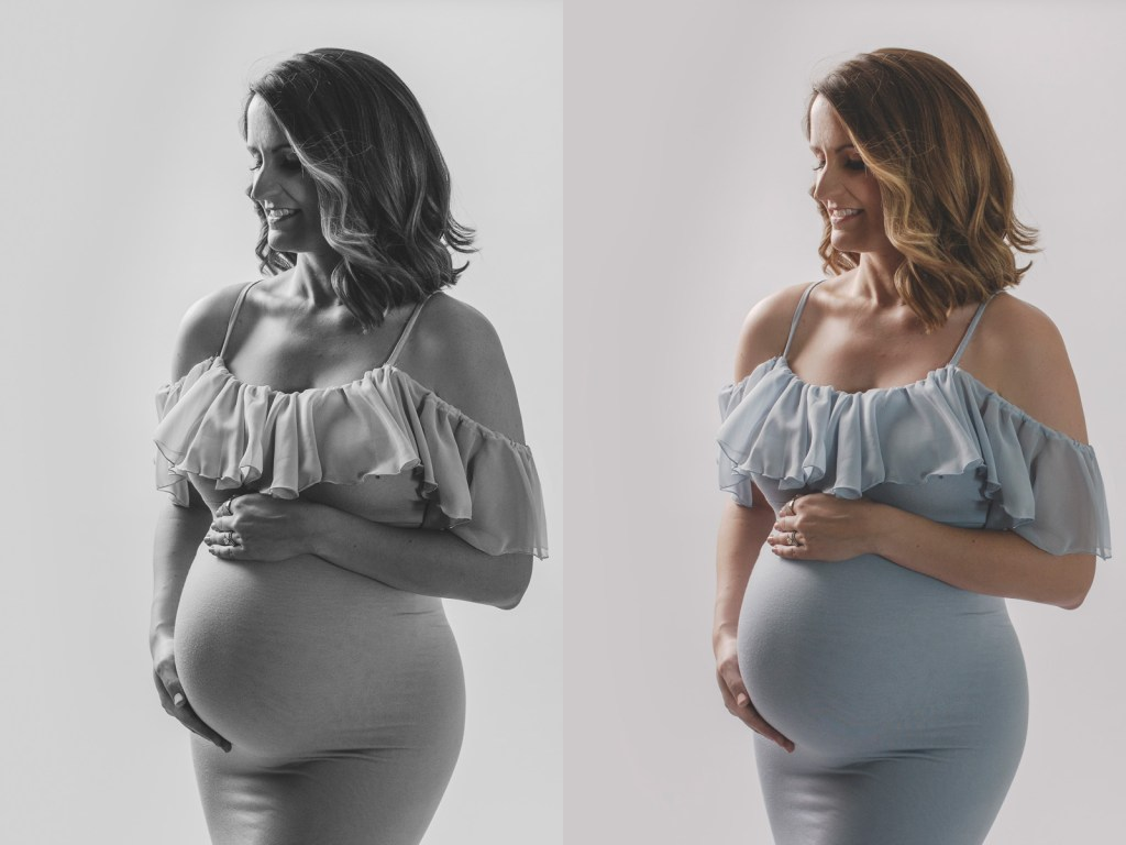 DFW Maternity and Newborn Photographer CLJ Photography