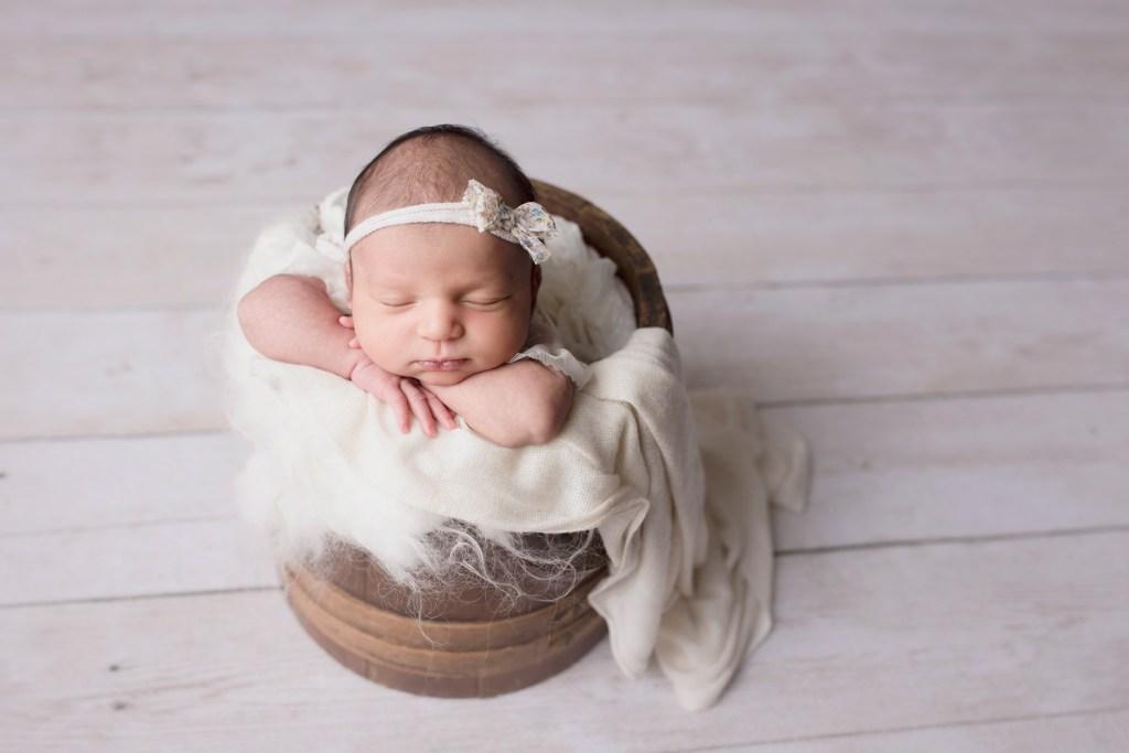 Sleepy Baby Portraits Studio Newborn Photo Shoot Prosper TXIndian Newborn Photo Shoot_CLJ Photography