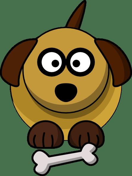 Dog Clip Art at Clker.com - vector clip art online ... (444 x 595 Pixel)