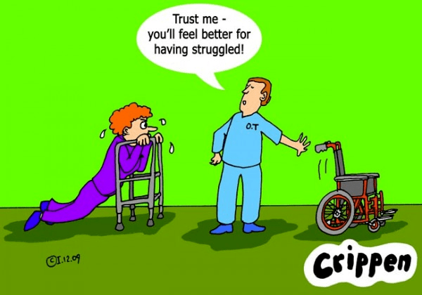 Art Cartoons Family Therapy Clip