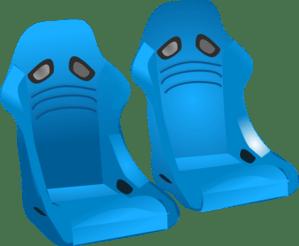 Car Seats Clip Art at Clker.com - vector clip art online ... (299 x 246 Pixel)