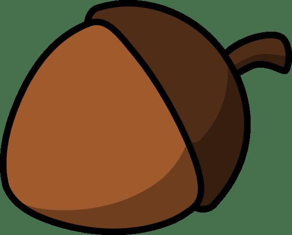 acorn clip art at clker com vector clip art online royalty free