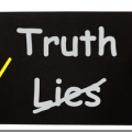 Telling The Truth Clipart Image