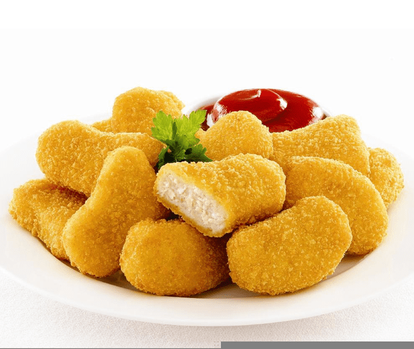 Chicken Nugget Clipart | Free Images at Clker.com - vector ... (600 x 506 Pixel)