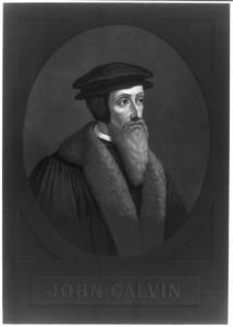 John Calvin Image