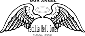 Download Grandma Angel Clip Art at Clker.com - vector clip art ...