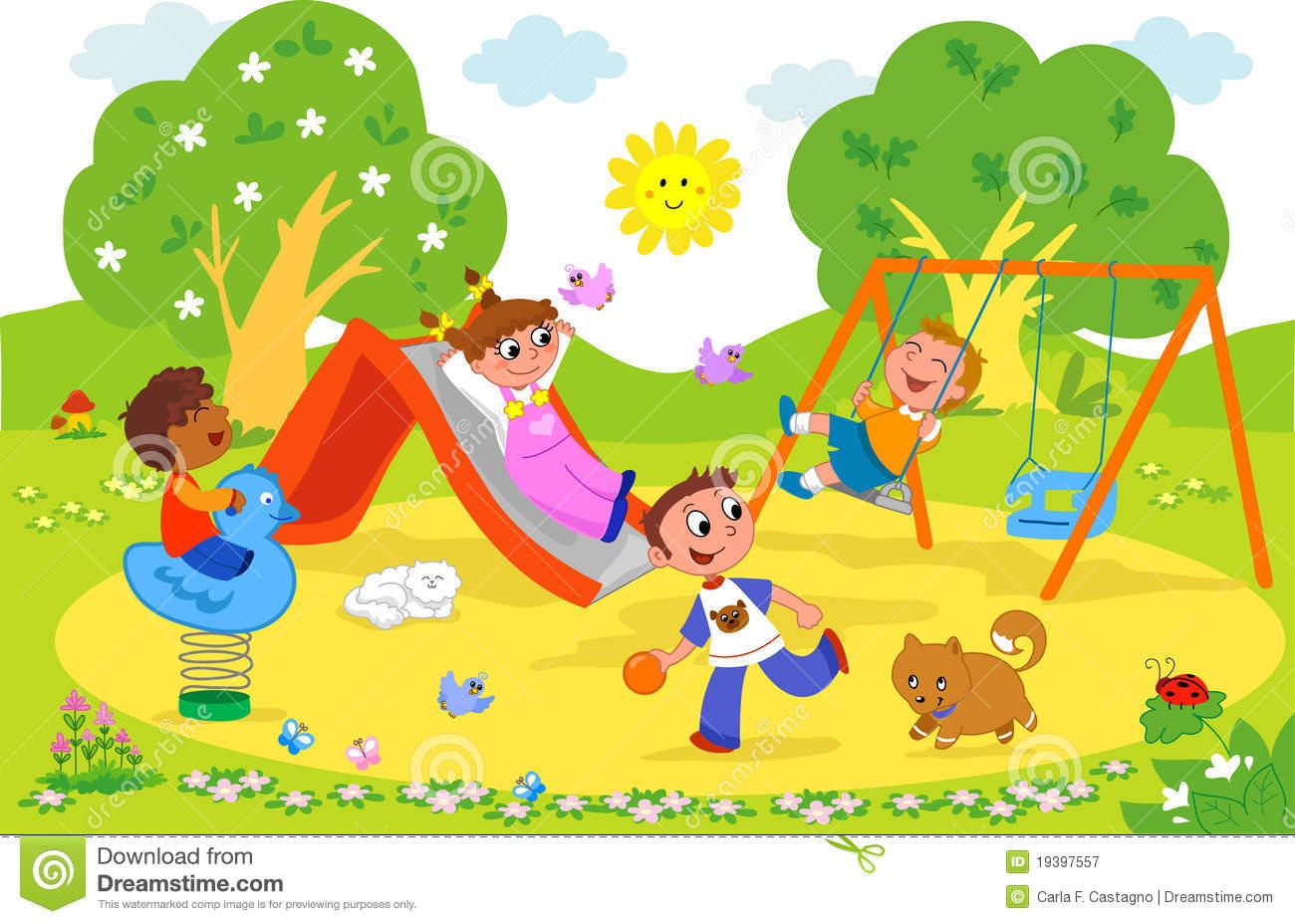 Outdoor Summer Kids Games