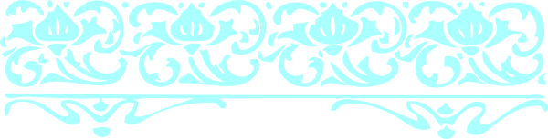 Light Blue Border Clip Art At Clker Com Vector Clip Art