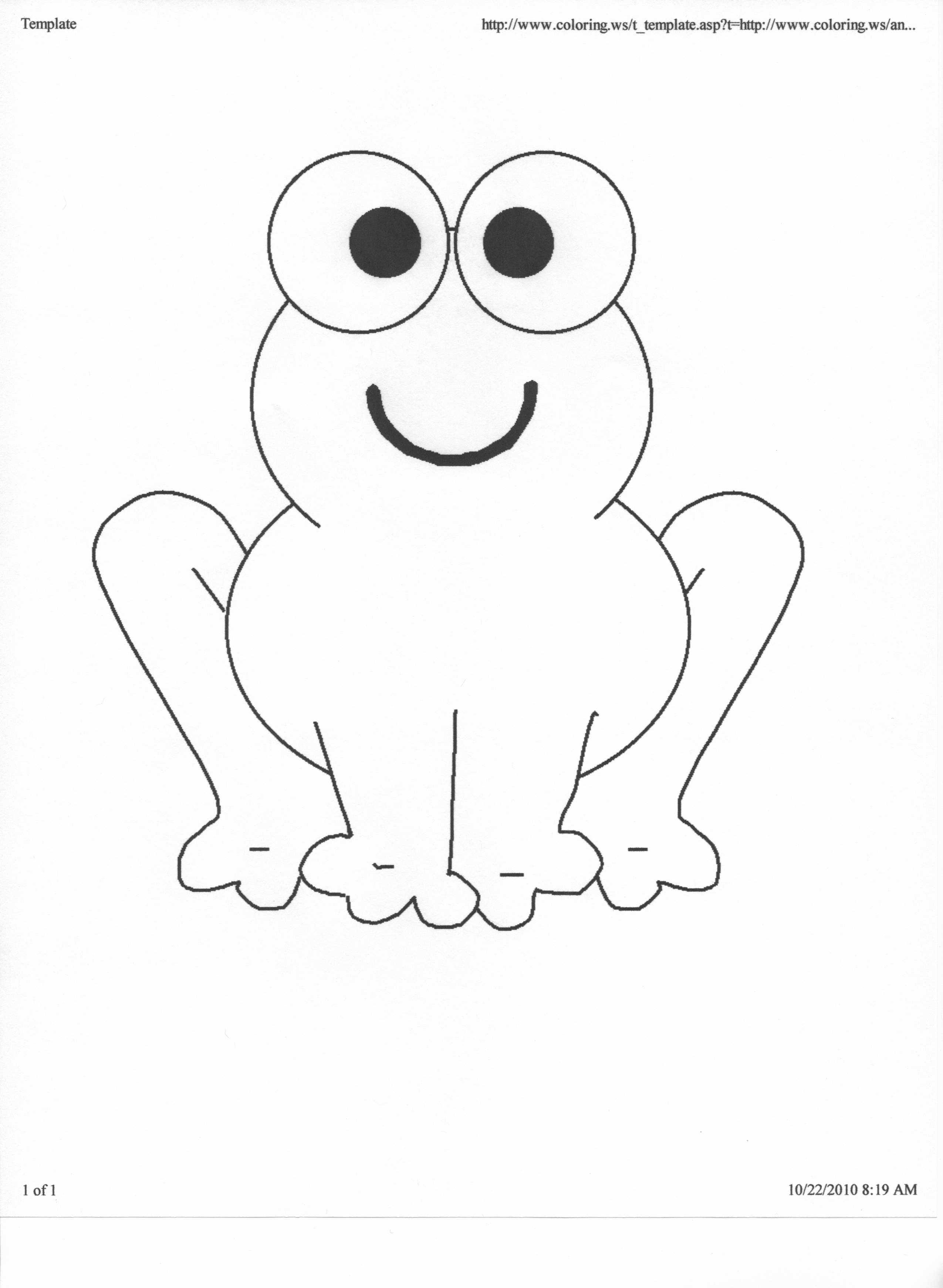 Frog Free Images At Clker