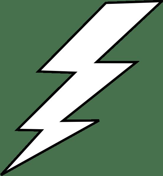lightening clip art at clker com vector clip art online royalty