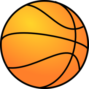 Basketball Clip Art At Clker Com Vector Clip Art Online Royalty Free Public Domain