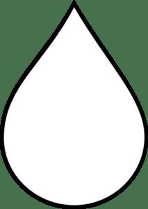 tear drop 2 clip art at clker com vector clip art online royalty