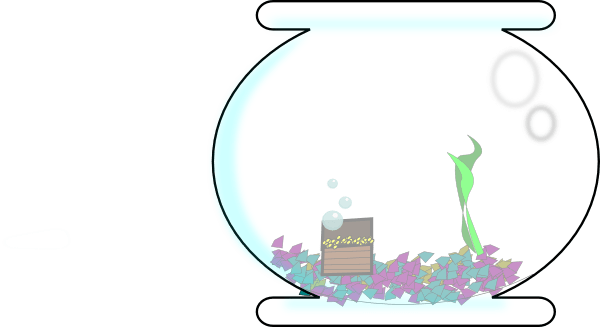 Small Fish Bowl Template