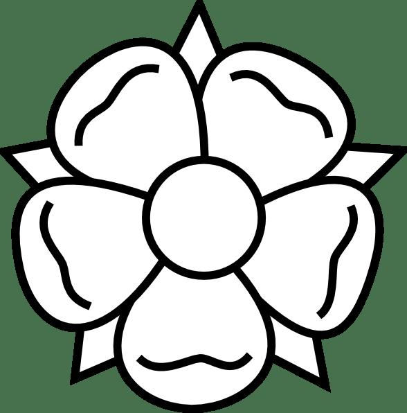 Flower Tattoo Clip Art At Vector Clip Art