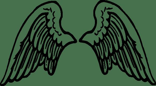 Wings Clip Art At Vector Clip Art Online