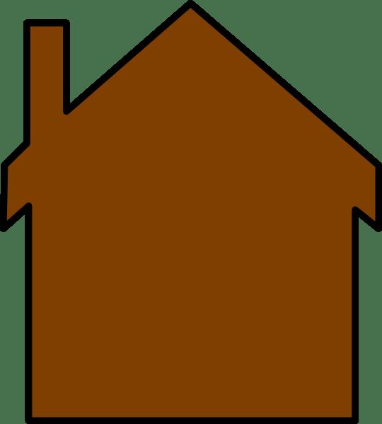 House Clip Art at Clker.com - vector clip art online ... (540 x 599 Pixel)