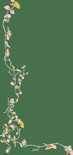 Vineyard Clip Border Art