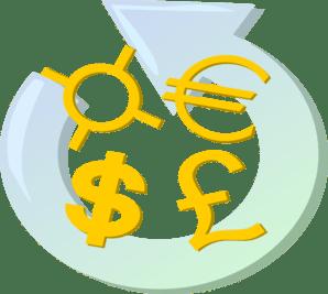 Currency Converter Clip Art At Vector Clip Art