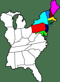 Image result for northeast clip art