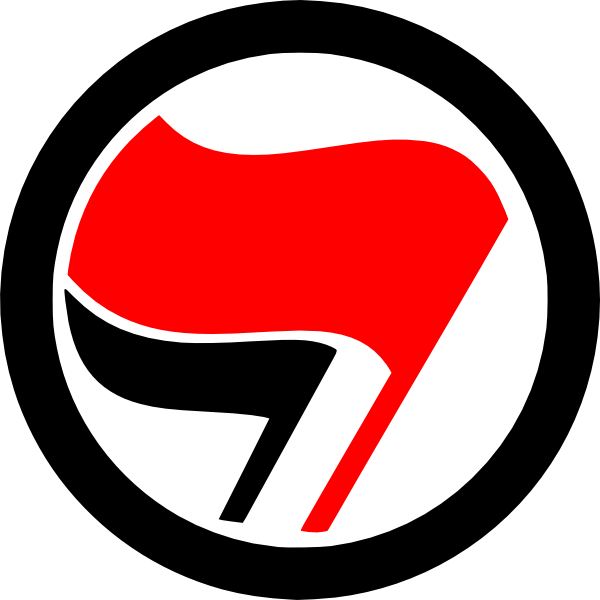 Image result for Antifa Symbol