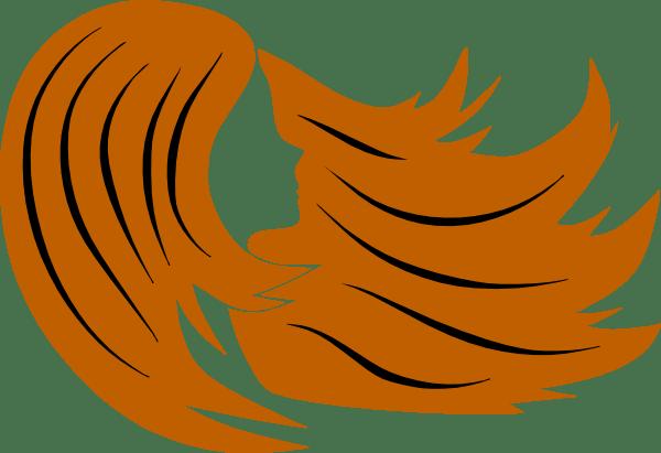 Red Hair Clip Art At Vector Clip Art Online