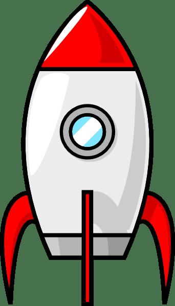 rocket 6 clip art at clker com vector clip art online royalty free