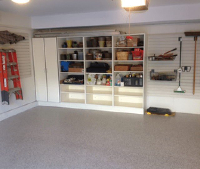 Garage Storage Ideas Image
