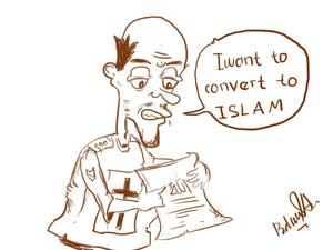 Pendeta Masuk Islam Image