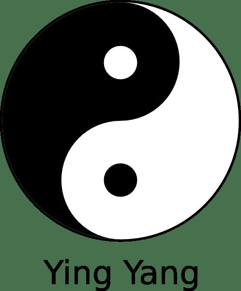 Yin yang symbol copy paste  Yin  2019-05-13