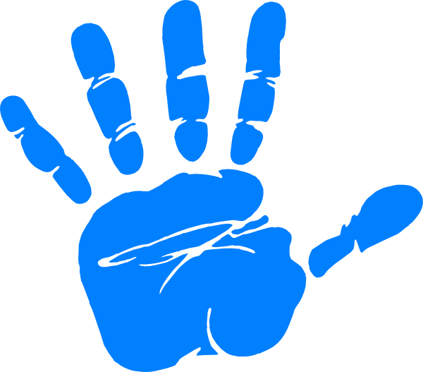 right hand print color colouring pages 3