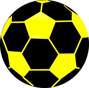 Image result for soccer ball yellow png