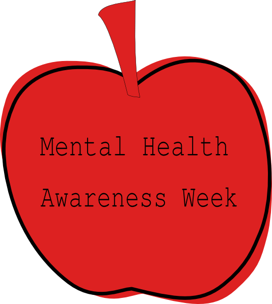 Image result for mental health awareness week clipart