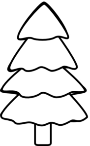 white pine clip art at clker com vector clip art online royalty