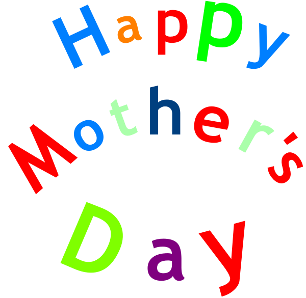Happy Mother S Day Sign Clip Art At Clker Com Vector Clip Art Online Royalty Free Public Domain